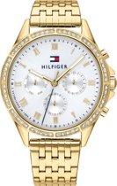 Tommy Hilfiger TH1782142 Horloge  - Staal - Goudkleurig - Ø  40 mm