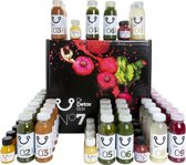 DrDetoxBox 7-daags Veggie Juice Detox Sapkuur (63 sapjes)