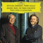 Piano Concertos: Valses Nobles Et Sentimentales