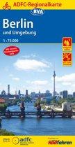 ADFC-Regionalkarte Berlin und Umgebung