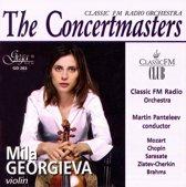 Concertmasters: Mila Georgieva