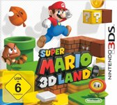Super Mario 3D Land (German) - 2DS + 3DS