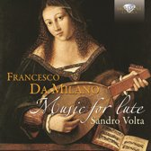 Da Milano; Music For Lute
