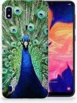 Samsung Galaxy A10 TPU Hoesje Design Pauw