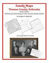 Family Maps of Thomas County, Nebraska