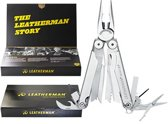 Leatherman Zakmes Leatherman Wave met leather sheat