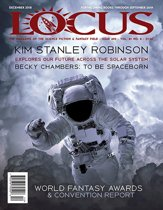 Locus Magazine, Issue #695, December 2018