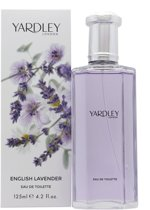 Yardley Lavendel for Women - 125 ml - Eau de toilette