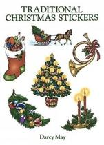 Traditional Christmas Stickers