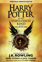 Deel een en twee Harry potter en het vervloekte kind