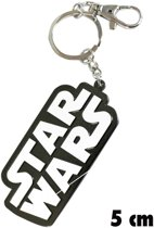 SD Toys Star Wars Logo Metal Keychain 5 Cm