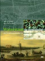 Waterstaat In Stedenland