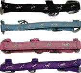 HB paardjes halsters - Shetland - Babyblauw