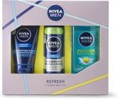 NIVEA MEN Geschenkset Refresh