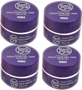 Red One wax (4-Pack Violetta Aqua 150 ml)