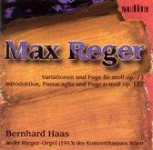 Max Reger - Organ Works