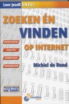 Zoeken En Vinden Op Internet