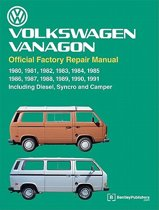 Volkswagen Vanagon Repair Manual 1980-1991