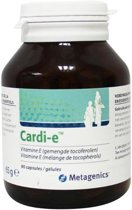 Metagenics Cardi-e - 90 Capsules - Vitaminen