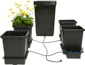Kweeksysteem Autopot 4pot systeem