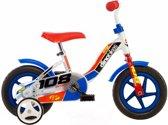 Dino 108l-boy - Stadsfiets - Jongens - Wit - 10 Inch