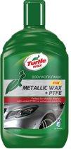 Turtle Wax 52870 Metallic Wax+PTFE 500ml