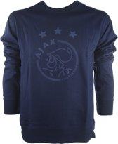 Ajax sweater Kinderen - blauw - maat 116