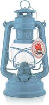 Feuerhand Stormlamp 276 - Pastel Blauw