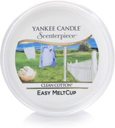 Yankee Candle - Clean Cotton Meltcup