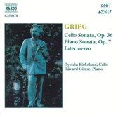 Grieg: Piano Sonata Etc.