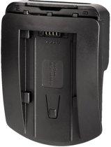 Hama Adapterplaat voor Sony NP-FP50/FH50