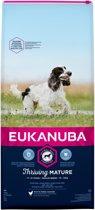 Eukanuba Dog Mature & Senior - Medium Breed - Kip - Hondenvoer - 12 kg