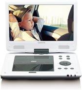 Lenco DVP-1063 - Portable DVD-speler met DBT-T2 - 10 inch - Zwart