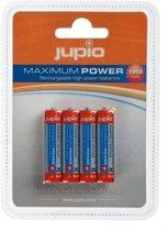 Jupio AAA Oplaadbare Batterijen