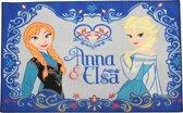 Disney Frozen - Anna&Elsa - tapijt - 133x95 cm