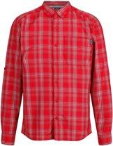 Regatta-Mindano L Slv II-Outdoorshirt-Mannen-MAAT XL-Rood