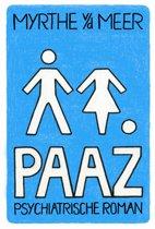Omslag van 'Paaz'
