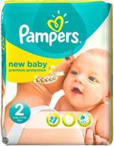 Pampers Baby luier New Baby Maat 2 - 140 stuks
