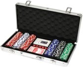 Professionele Poker set in aluminium koffer
