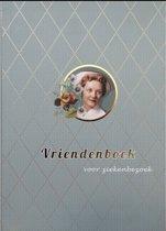 Vriendenboek voor ziekenbezoek