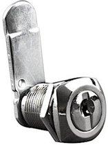 15mm Kantel slot / brievenbus slot - Vierkant