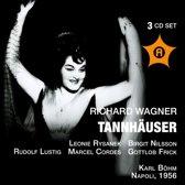 Wagner: Tannhauser (Naples 1956)