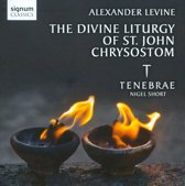 The Divine Liturgy Of St. John Chry