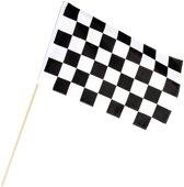 Zwaaivlag Racing 30x45 60cm