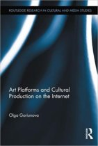 Art Platforms and Cultural Production on the Internet