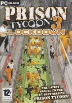 Prison Tycoon 3, Lockdown - Windows
