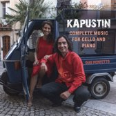 Kapustin: Complete Music For Cello