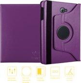 Samsung Galaxy Tab A 10.1 draaibare hoesje - paars