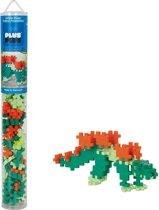 Plus-Plus Mini - Koker Stegosaurus - 100 stuks