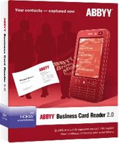 ABBYY Business Card Reader 2.0 - Nederlands